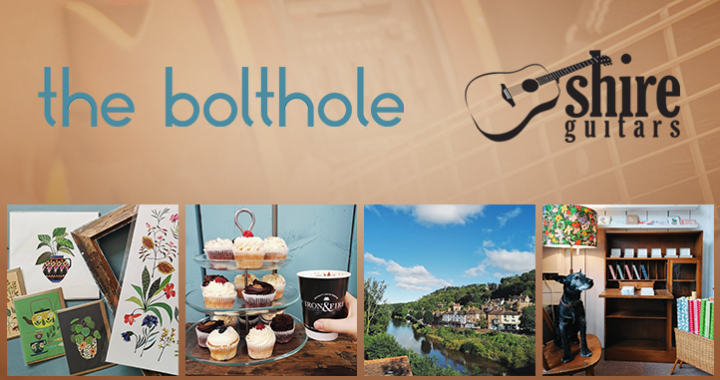 Shire Guitars takeover at The Bolthole, Ironbridge